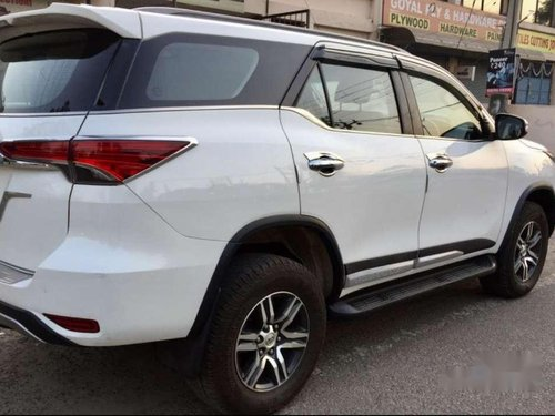 Used Toyota Fortuner 2017 AT for sale in Chandigarh