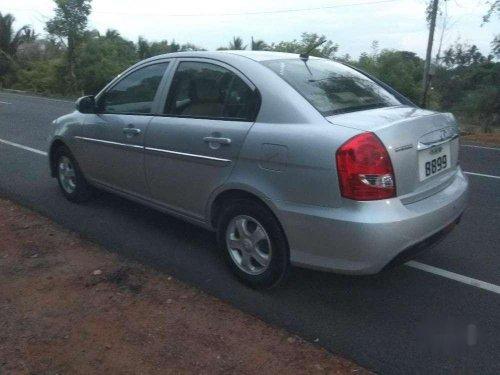 Used 2010 Hyundai Verna MT for sale in Tiruchirappalli