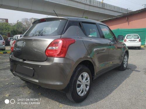 2018 Maruti Suzuki Swift VXI  for sale in New Delhi