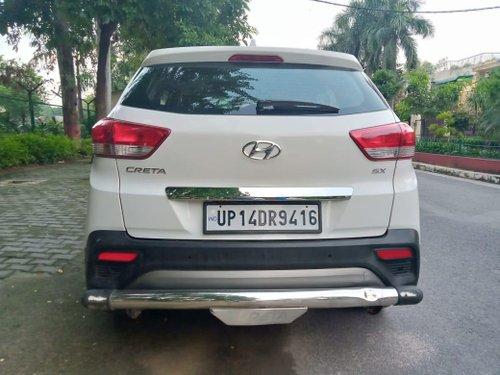 2018 Hyundai Creta VTVT AT SX PLUS for sale in New Delhi