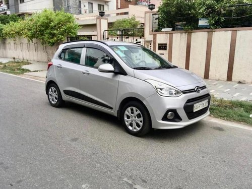 Used Hyundai Grand i10 Sportz 2016 MT for sale in New Delhi-12