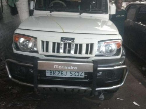 Mahindra Bolero SLX 4WD, 2016, Diesel MT for sale in Patna