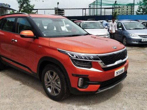 Used Kia Seltos 2019 AT for sale in Hyderabad