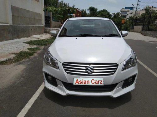 Used 2016 Maruti Suzuki Ciaz MT for sale in Bangalore