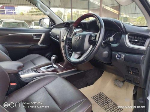 Toyota Fortuner 3.0 4x4 , 2018, Diesel AT for sale in Hyderabad
