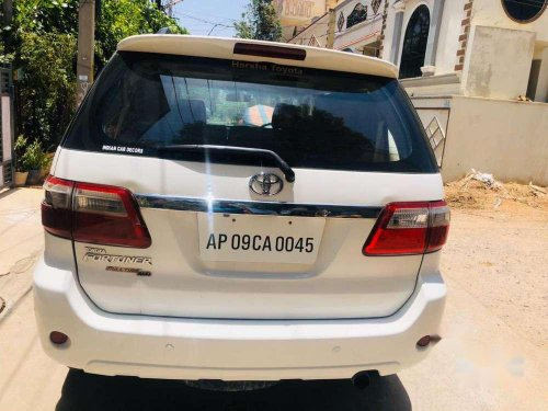 Toyota Fortuner 2.8 4X4 , 2009, MT for sale in Hyderabad
