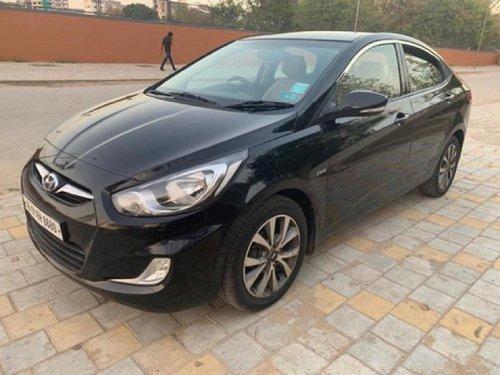 Hyundai Verna 1.6 SX 2015 MT for sale in Ahmedabad