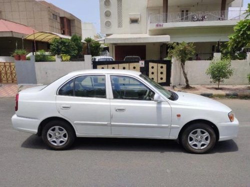 Used Hyundai Accent 2010 MT for sale in Ahmedabad