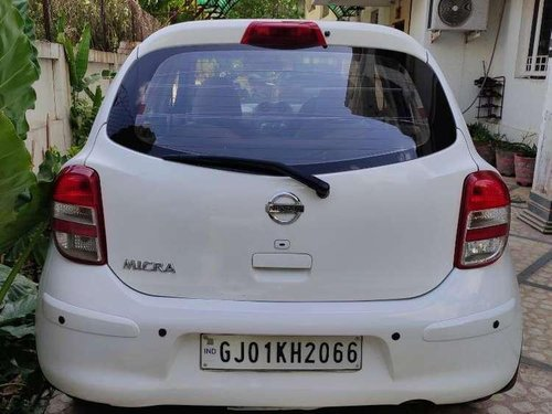 Used 2011 Nissan Micra MT for sale in Ahmedabad
