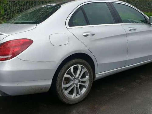 Used 2017 Mercedes Benz C-Class AT for sale in Pune