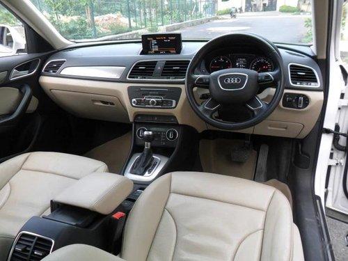 Used Audi Q3 35 TDI Quattro Technology 2015 AT in Bangalore