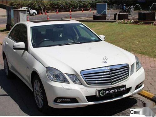 Used Mercedes-Benz E-Class 2010 AT for sale in Mumbai
