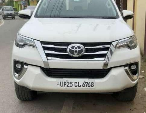 Used 2018 Toyota Fortuner AT for sale in Rampur