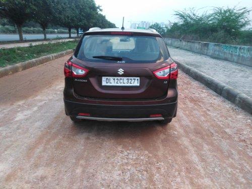 2017 Maruti Suzuki S Cross 1.6 ALPHA for sale in New Delhi