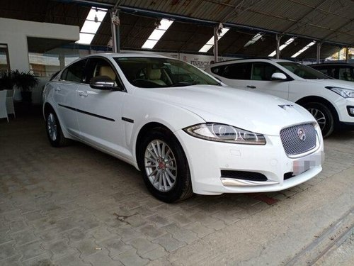 Used Jaguar XF 2015 AT for sale in Bangalore