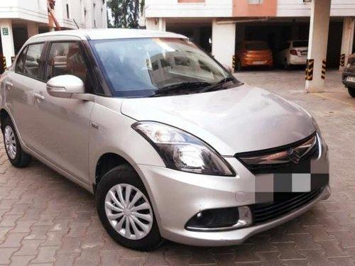 Used Maruti Suzuki Dzire 2015 MT for sale in Chennai