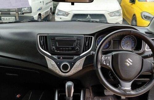 Used 2017 Maruti Suzuki Baleno AT for sale in Pune