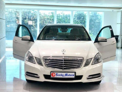 Used Mercedes Benz E Class 2011 AT for sale in Mumbai