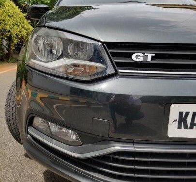 Volkswagen Polo GT TSI BSIV 2015 AT for sale in Bangalore