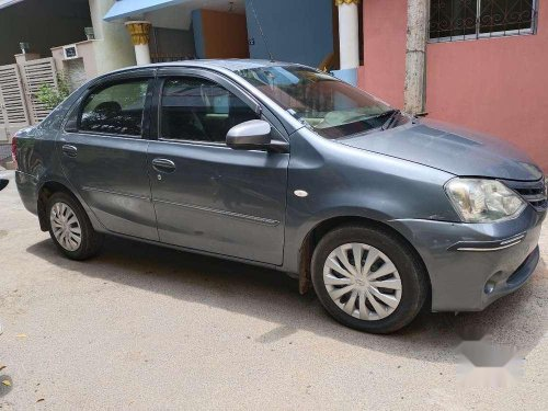 Used Toyota Etios GD, 2014, MT for sale in Pondicherry