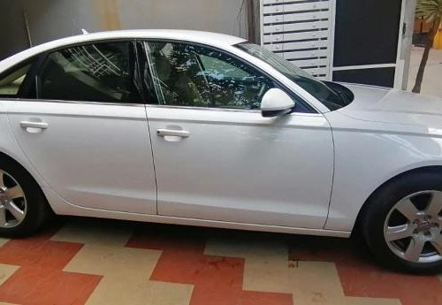 Used 2013 Audi A6 AT for sale in Bangalore