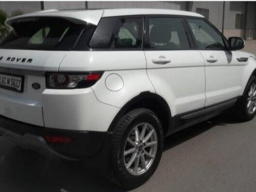 Used Land Rover Range Rover Evoque 2013 AT in New Delhi