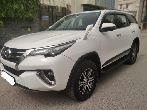 Used 2018 Toyota Fortuner MT for sale in New Delhi