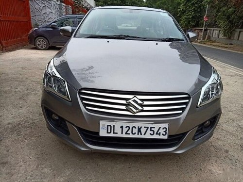 Used Maruti Suzuki Ciaz 2016 MT in New Delhi