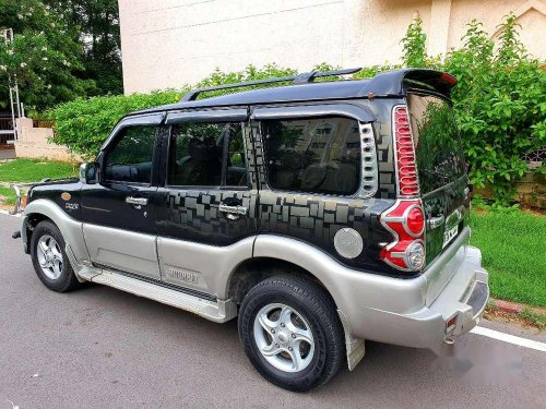 Mahindra Scorpio VLX 4WD, 2010, AT for sale in Hyderabad