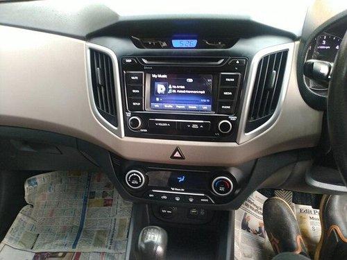 Used 2017 Hyundai Creta MT for sale in Pune