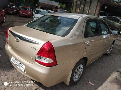 Used Toyota Platinum Etios 2011 MT for sale in Mumbai