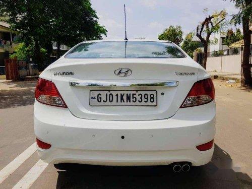 Hyundai Verna 1.6 CRDi, 2012, MT for sale in Ahmedabad