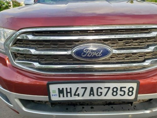 Used Ford Endeavour 2019 AT for sale in Mumbai