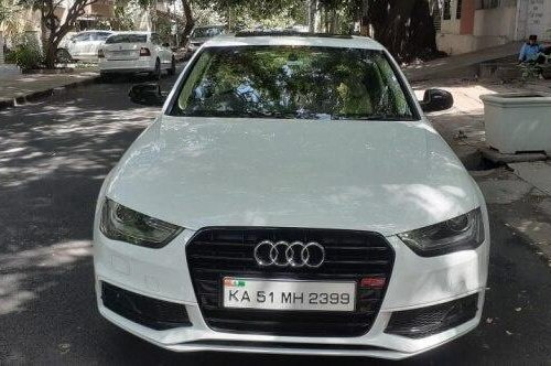 Used 2015 Audi A4 AT for sale in Bangalore
