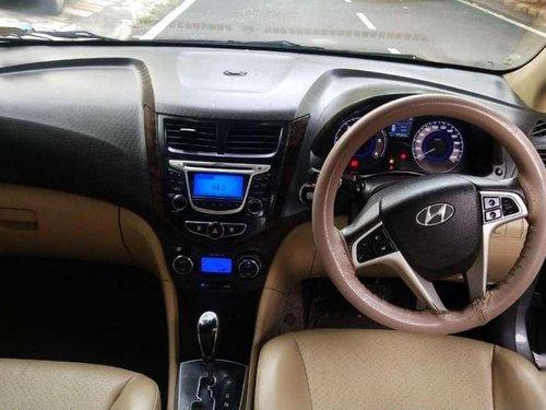 Hyundai Verna 1.6 CRDi SX 2014 MT for sale in Hyderabad