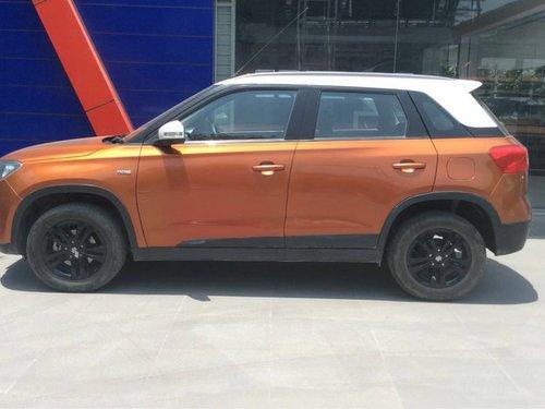 Used Maruti Suzuki Vitara Brezza 2018