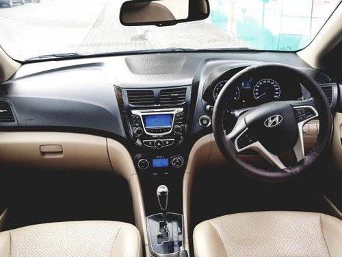Used Hyundai Verna 2014 AT for sale in Pune