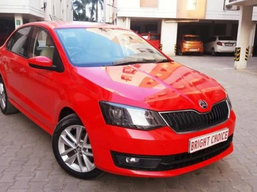 Used Skoda Rapid 2017 MT for sale in Chennai