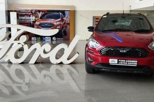 Used Ford Figo 2017 AT for sale in Jamnagar -23