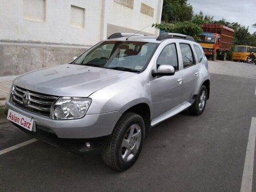 Used Renault Duster 2013 MT for sale in Bangalore
