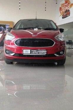 Used Ford Figo 2017 AT for sale in Jamnagar -38