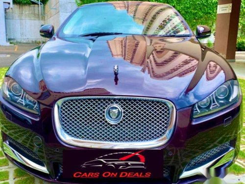 Used 2013 Jaguar XF AT for sale in Kolkata