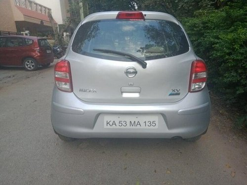Used Nissan Micra 2012 MT for sale in Bangalore
