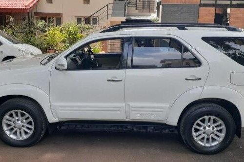 Used 2014 Toyota Fortuner MT for sale in Bangalore