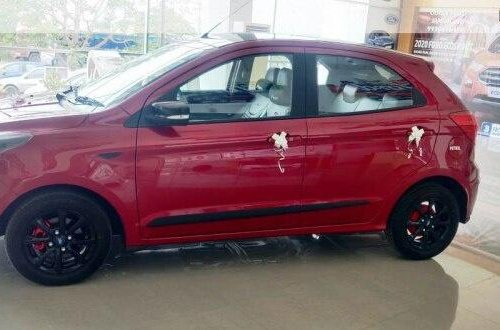 Used Ford Figo 2017 AT for sale in Jamnagar -37