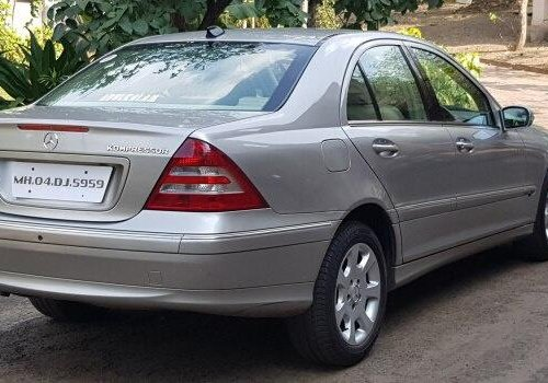 Used 2007 C-Class C 200 Kompressor Elegance AT  for sale in Pune