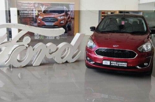 Used Ford Figo 2017 AT for sale in Jamnagar -13