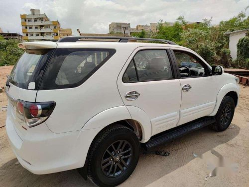 Used Toyota Fortuner 2016 AT for sale in Hyderabad