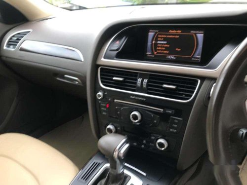 Used 2013 Audi A4 AT for sale in Kochi