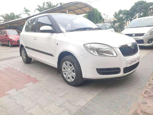 Used 2009 Skoda Fabia MT for sale in Hyderabad